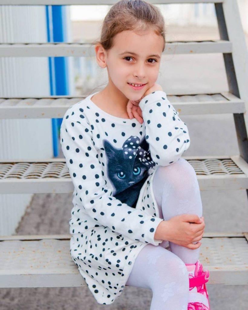 Добряшкус Виктория (7 лет)