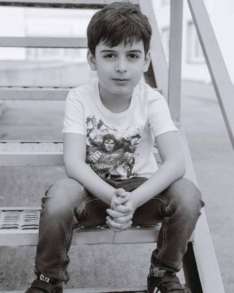 Шахвердиев Тимур (6 лет)