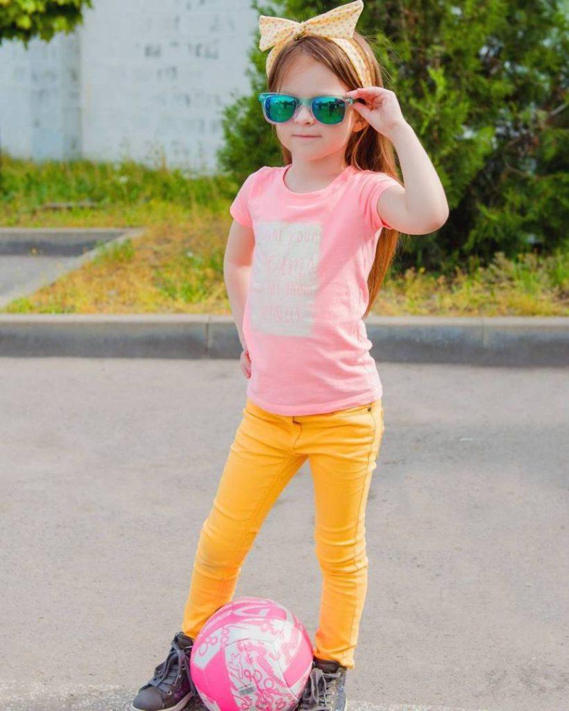 Белашова Арина (6 лет)