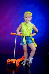 Гагулина Эвелина (3 годика)