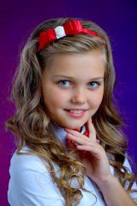 Гарист Ева (9 лет)