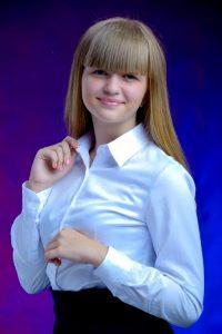 Затуливетрова Алена (13 лет)