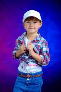 Cемененко Виктория (4 годика)