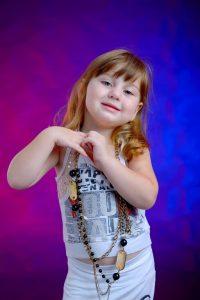 Славянская Каролина (3 годика)